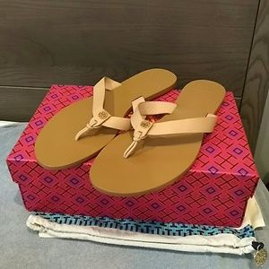 New Tory Burch Manon  Sandals size 9.5